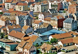 Cities in Franche-Comte