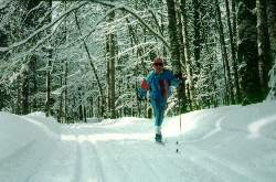 Cross-Country skiing, Jura ski resorts