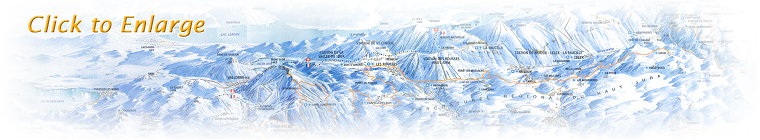 France ski resorts, Jura mountains ski map