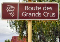 Burgundy Grand Crus Wine Road, France wine region