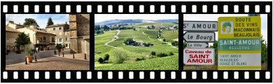 Beaujolais villages photos and images